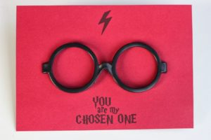 HARRY POTTER VALENTINES CARD (FREE PRINTABLE)