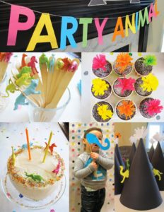ARI'S ANIMAL THEMED PARTY: PART 1