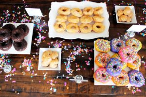 DONUT PARTY (FREE PRINTABLES)