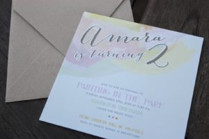 PAINTING PARTY AT THE VINEYARD + GIVEAWAY WINNER