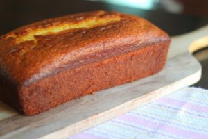 THE ACCIDENTALLY AMAZING GLUTEN – FREE LEMON LOAF
