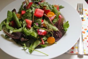 THE ULTIMATE SUMMER SALAD