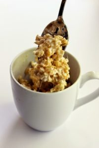 30 SECOND RICE KRISPIE TREAT IN A MUG