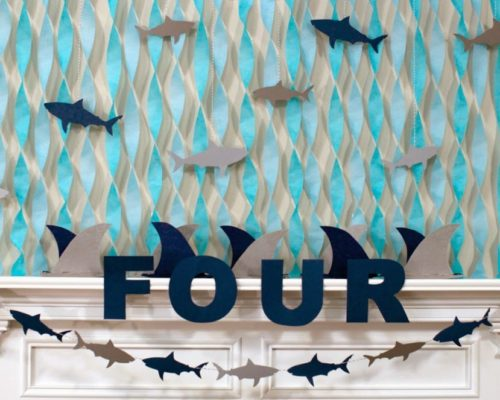 FEATURED: ROWEN'S SHARK PARTY