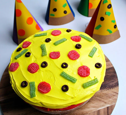 ARI'S 4TH BIRTHDAY – PIZZA PARTY!