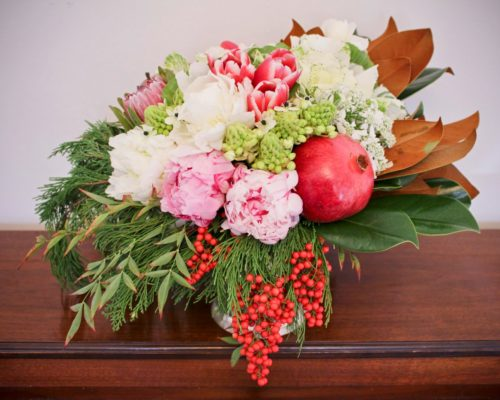FEATURED: HOLIDAY CENTERPIECE TUTORIAL
