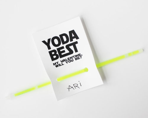 YODA BEST CLASS VALENTINES (FREE PRINTABLE)