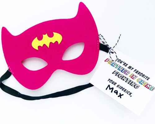 PARTNER IN CRIME FIGHTING – FREE PRINTABLE