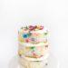 TEDDY BEAR'S BIRTHDAY CAKE