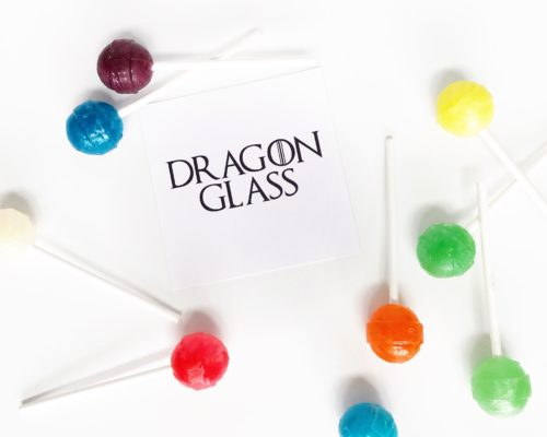 HOW TO THROW A GAME OF THRONES PARTY IN ONE DAY + FREE PRINTABLES