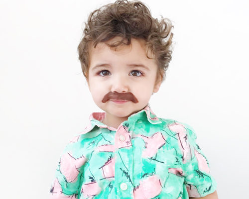 DIY HALLOWEEN COSTUME – BABY HOPPER, STRANGER THINGS