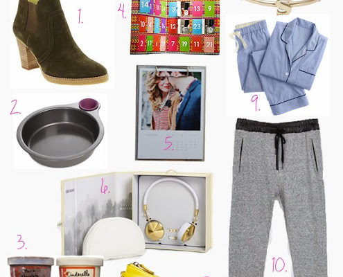 HOLIDAY GIFT GUIDE SERIES (FOR HER)