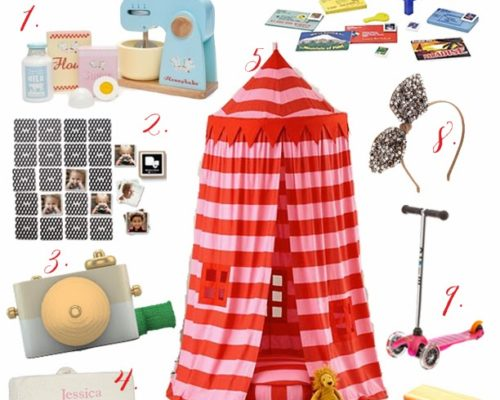 HOLIDAY GIFT GUIDE SERIES (FOR GIRLS)