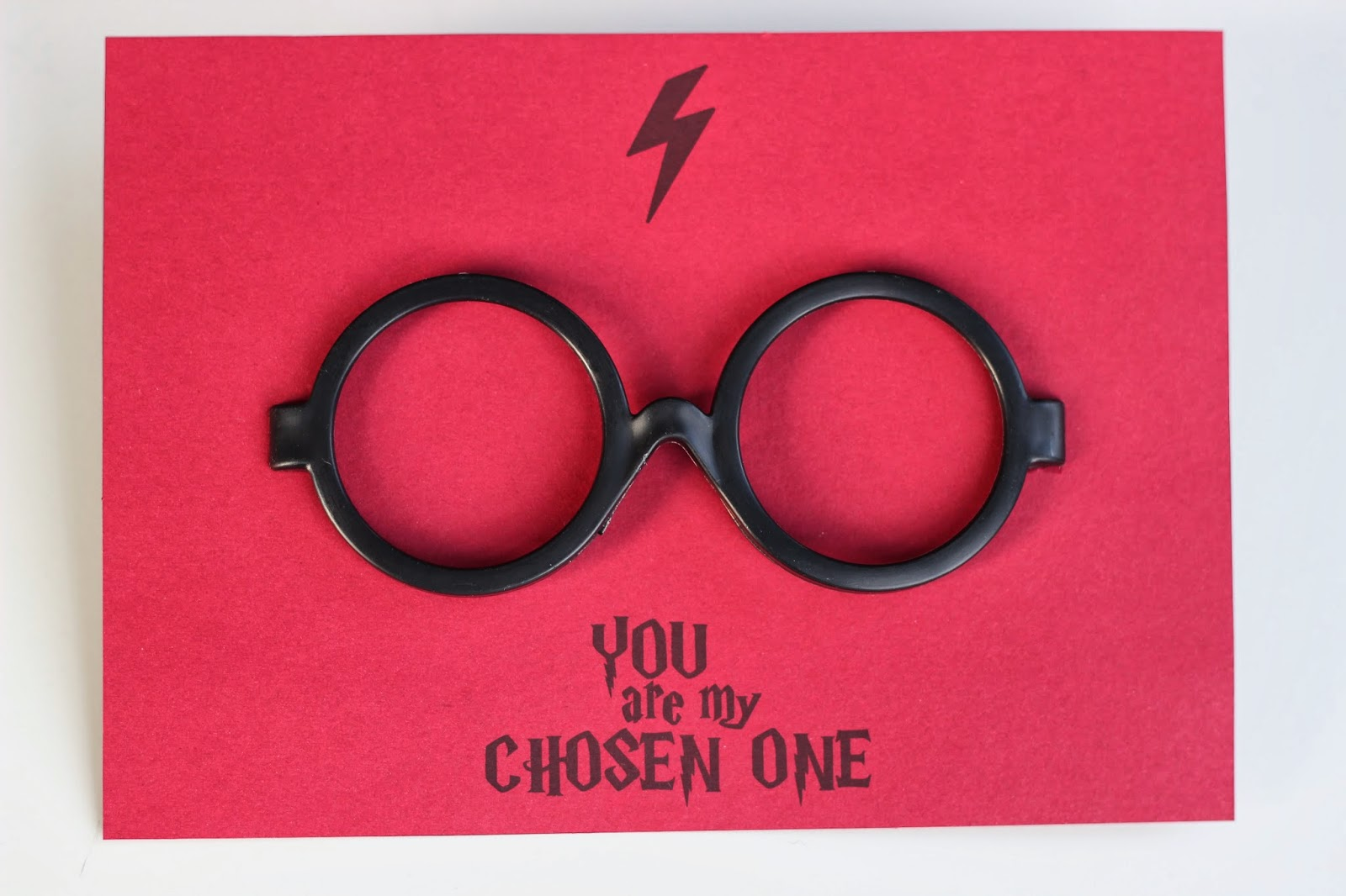 Funny Glasses Printed
