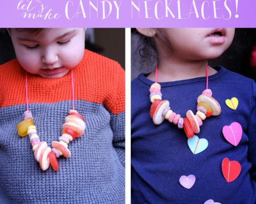 VALENTINE'S DAY PROJECT FOR THE LITTLES