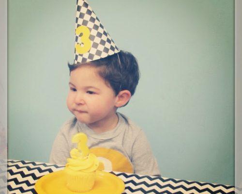 ARI'S THIRD BIRTHDAY PARTY