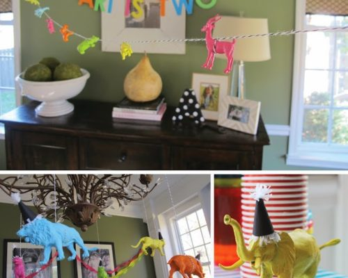 ARI'S ANIMAL THEMED PARTY: PART 2