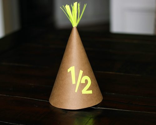 PARTY HAT TUTORIAL – FREE DOWNLOAD