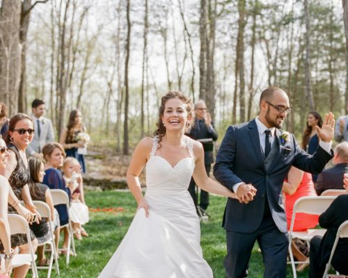 RYAN AND CHRISTY'S RUSTIC WEDDING : PART TWO