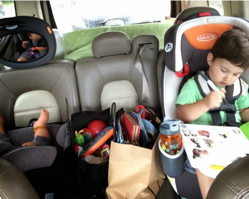 GUIDE TO ROAD TRIPPING WITH LITTLES
