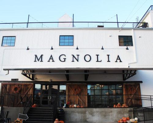 GRAND OPENING AT MAGNOLIA MARKET SILOS