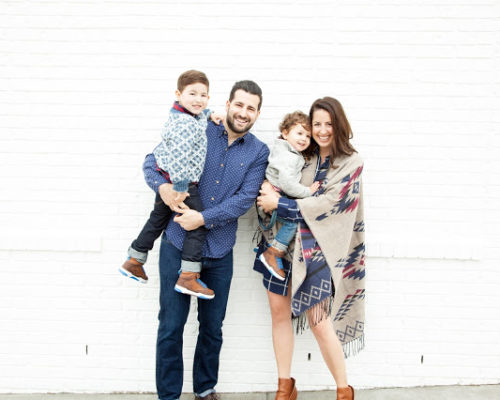 HOLIDAY PHOTOSHOOT – OUTFITS FOR THE WHOLE FAMILY