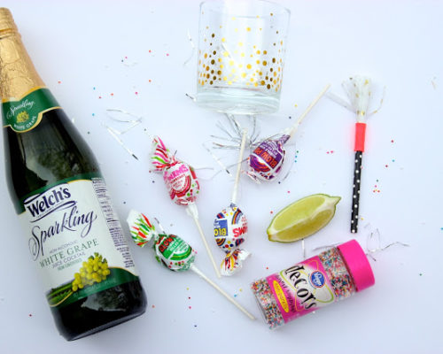 LOLLI-POP, FIZZ & CLINK | NYE DRINK FOR KIDS