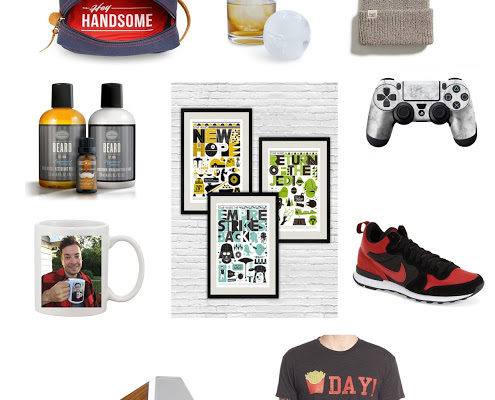 VALENTINE'S DAY | MEN'S GIFT GUIDE