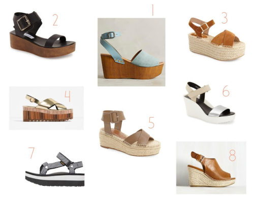 OUR FAVORITE WEDGES