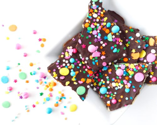RECIPE: CHOCOLATE TOFFEE CRACK