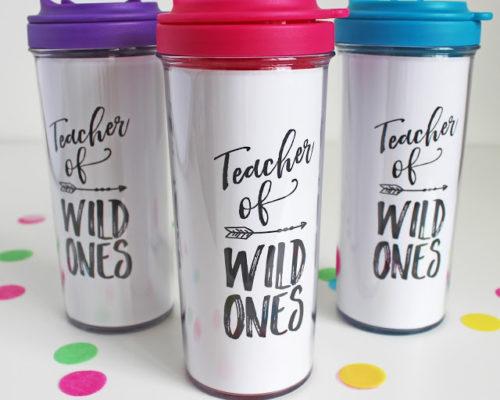 TEACHER OF WILD ONES (FREE PRINTABLE)