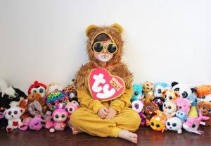 DIY HALLOWEEN COSTUME FOR LITTLES – BEANIE BOO