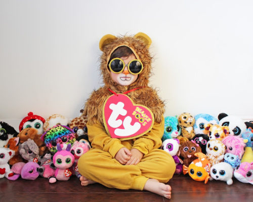DIY HALLOWEEN COSTUME FOR LITTLES – BEANIE BOO