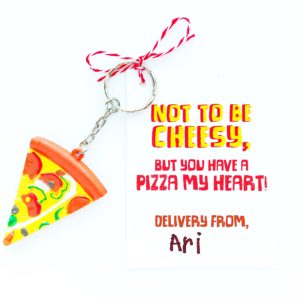 PIZZA MY HEART VALENTINE – FREE PRINTABLE