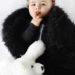 DIY HALLOWEEN COSTUME – BABY JON SNOW